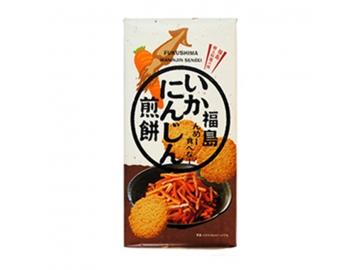 福島 いかにんじん煎餅 27枚