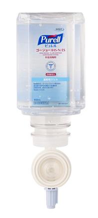 ピュレル IHS-N ESディスペンサー用替えカートリッジ 450ml(手指消毒剤)