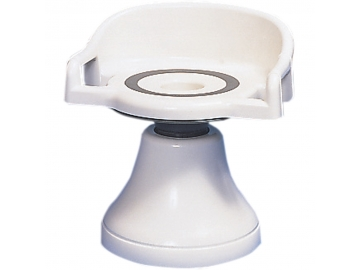 【在庫処分品】 浴室用回転椅子 ユーランド 安心ガード付/ハイタイプ【43%OFF】