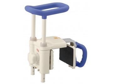 【在庫処分品】安寿 高さ調節付浴槽手すり UST-200N/ブルー【66%OFF】