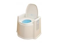 【セール品】テイコブポータブルトイレ(肘掛け付) PT02【46%OFF】