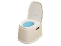 【在庫処分品】テイコブ ポータブルトイレ(PT01)【52%OFF】