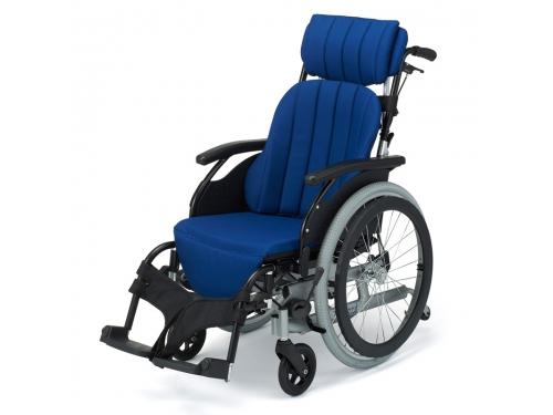 ハビナース 座位保持自走型車いす ラクリオ PR-1000