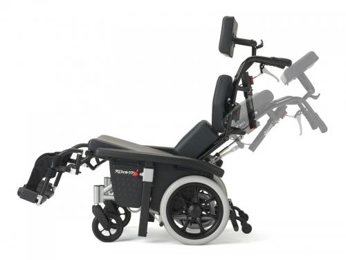 ハビナース 座位保持ティルトリクライニング車いす ラクレスト PR-2000