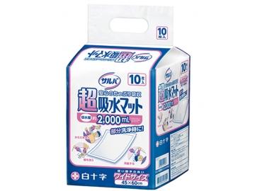 サルバ 超吸水マット 10枚入(ワイドサイズ)