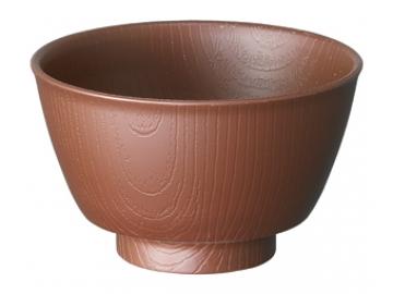 木目 持ちやすい茶碗
