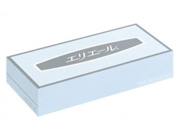 エリエール ティシュー100W(水解性)60箱入