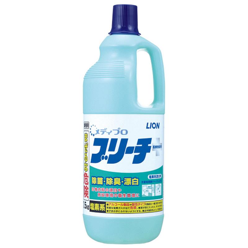 メディプロブリーチ 1.5kg×8本(除菌漂白剤)