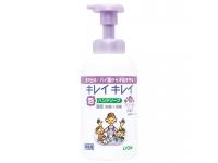 キレイキレイ 泡ハンドソープ(フローラルソープの香り)550mL