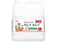 キレイキレイ 泡ハンドソープ(フルーツミックスの香り)4L