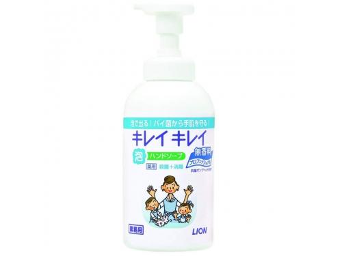 キレイキレイ 泡ハンドソープ(プロ無香料)550mL