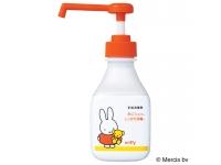 サニテートA ハンドミスト300mL -デザインボトル ミッフィー(手指用消毒剤)