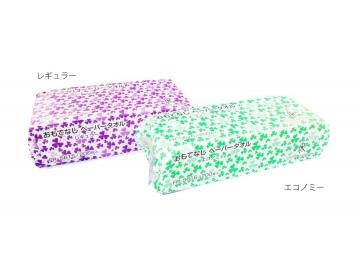 おもてなしペーパータオル エコノミー 200枚×40パック(小判シングル)