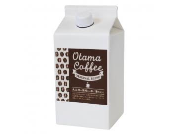 Otama Coffee ORIGINAL BLEND 1本 ご家庭用 コーヒー 珈琲 福島土産 大玉村*