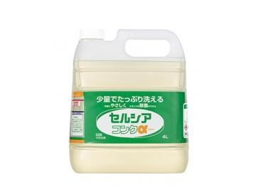 セルシアコンクα 4L 6倍濃縮タイプ(台所用洗剤)