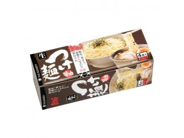 河京喜多方ラーメン4食つけ麺 福島土産*
