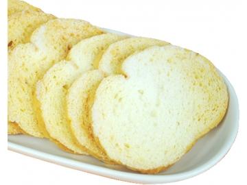 パン屋さんのラスク シュガーバター ガーリック 8枚入り(2枚入り×4袋) *