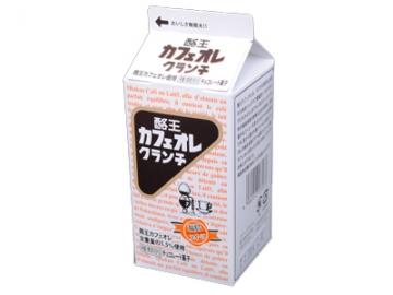 酪王カフェオレクランチ 5個入り 12箱セット