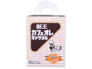 酪王カフェオレキャラメル 80g入り 6箱セット