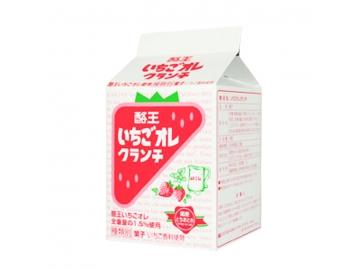 酪王いちごオレクランチ 8個入り 6箱セット