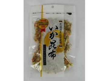 北海道産昆布使用 いか昆布