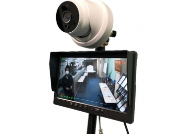 体表面温度モニタリングカメラ NS-P7220TP