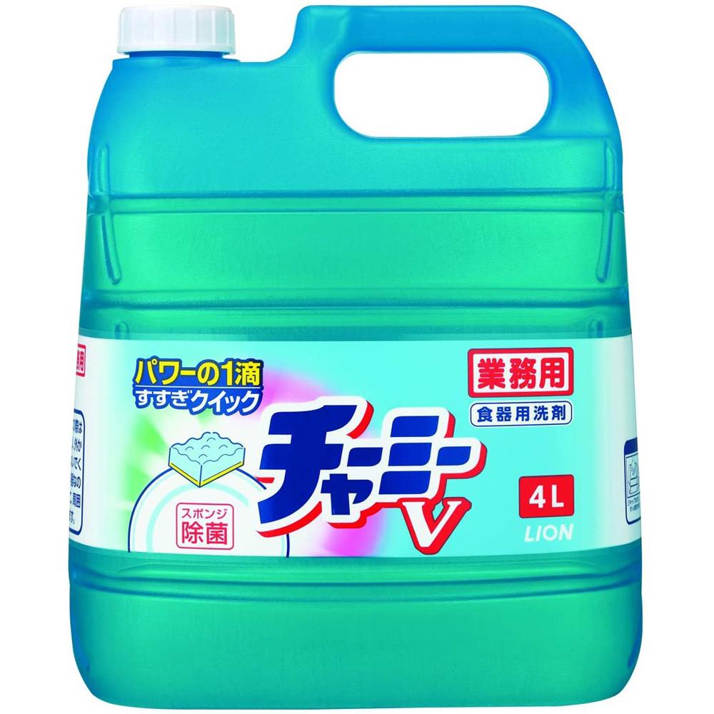 チャーミーV/4L×3本(台所用洗剤)