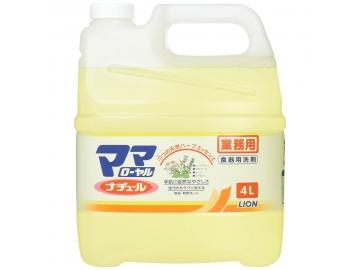 ママローヤル ナチュール 4L(台所用洗剤)
