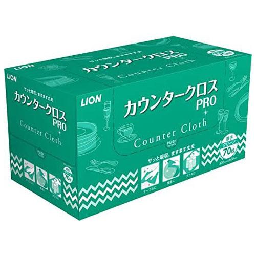 カウンタークロスPRO 70枚入×6箱/グリーン