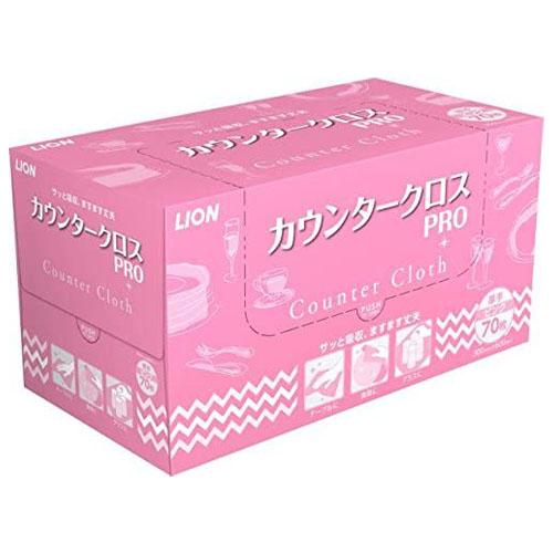 カウンタークロスPRO 70枚入×6箱/ピンク