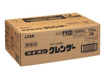 ライオン クレンザー15kg(ポリ袋入7.5kg×2)