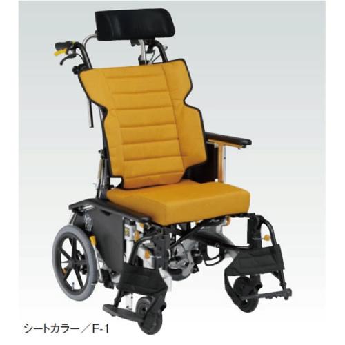 ティルト&リクライニング車いす マイチルト・コンパクト3D MH-CRSD(介助)