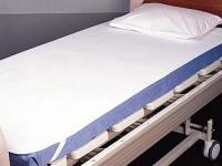 ハビナース 簡単ベッドメイキング防水シーツ
