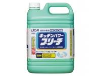 キッチンパワーブリーチ 4L(塩素系漂白剤)