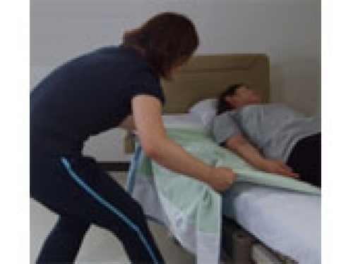 体位変換補助 寝返りシーツ (ワイドタイプ)