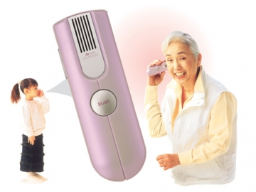 携帯助聴器 ボイスメッセ