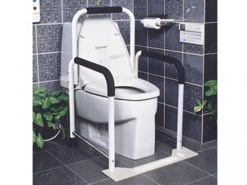 トイレの手すり (洋式トイレ用) MW20AL