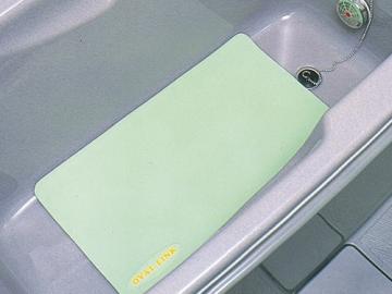 浴槽・洗い場用すべり止めマット オーバルリンク