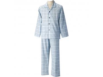 愛情らくらくパジャマ 紳士用長袖(春夏用)
