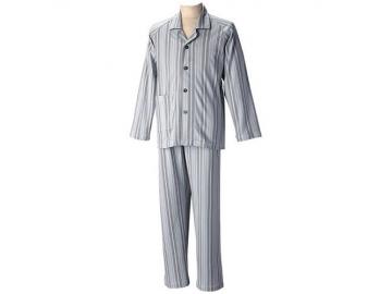 愛情らくらくパジャマ 紳士用長袖(通年用)