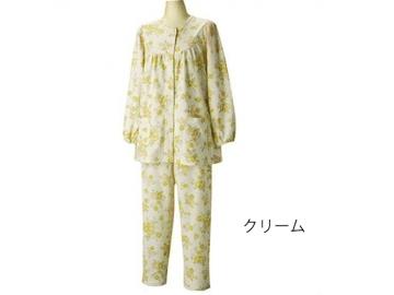 愛情らくらくパジャマ 婦人用長袖(通年用)