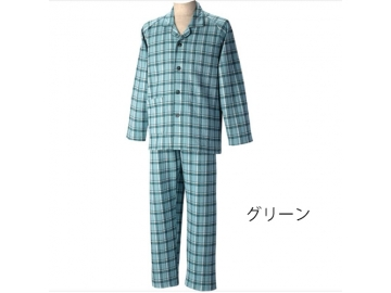 愛情らくらくパジャマ 紳士用長袖(秋冬用)