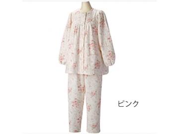 愛情らくらくパジャマ 婦人用長袖(秋冬用)