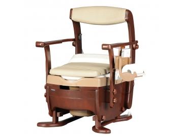 家具調トイレ<座楽> シャワポット ベーシック(洗浄・乾燥機能付)
