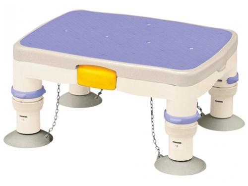 安寿 高さ調節付浴槽台R  (すべり止めシートタイプ)