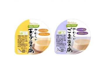 【便利な詰合せ】 やさしくラクケア 豆腐2種詰合せ (24食)