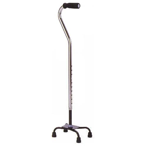 アルミ製 4点支柱杖
