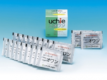 ポータブルトイレ用消臭剤 ニオワン (20袋入)