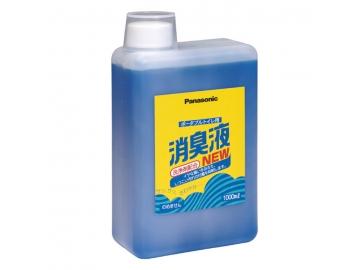 ポータブルトイレ用消臭液(有色)400ml/1,000ml