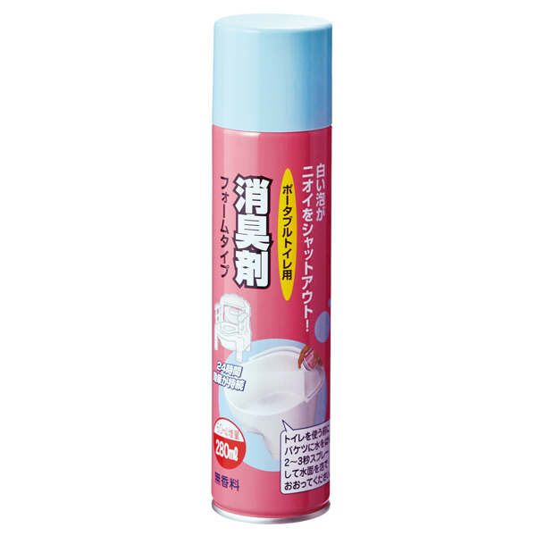 533206 アロン化成 安寿消臭剤フォームタイプ 280ml